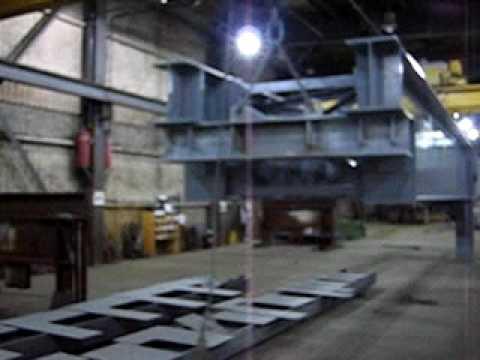 Steel Bridge Fabrication