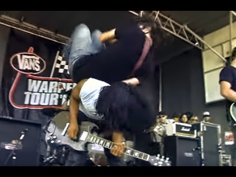 Rufio - Above Me (Live)