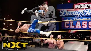 Almas & Alexander vs. The Revival - Dusty Rhodes Classic 1st Round Match: WWE NXT, Oct. 5, 2016
