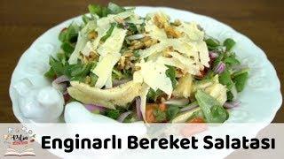 Enginarlı Bereket Salatası Tarifi