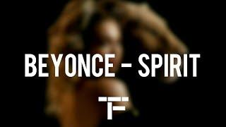 [TRADUCTION FRANÇAISE] Beyoncé – SPIRIT