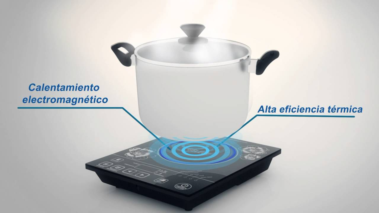 VIDEO MANUAL COCINA DE INDUCCIÓN - YouTube