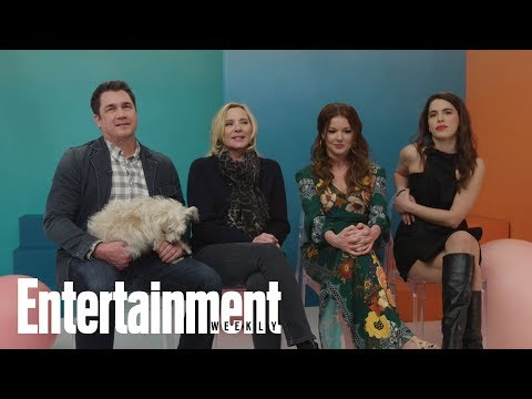 ''Filthy Rich'' Cast Says This Show Is For America | Entertainment Weekly