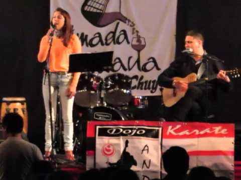 Silvana Viera & Jordan Borges part2, Karate Festival Chuy 2015