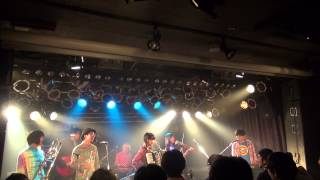 2015.05.06 Wed ぐるぐる回るのテーマ7インチ発売記念レコ発 『ぐるぐる...