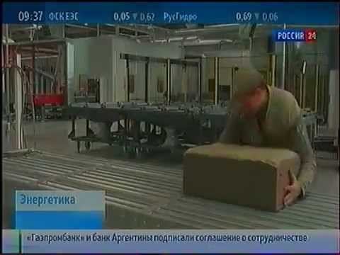 Российское пеностекло - НЕОПОРМ г.Владимир