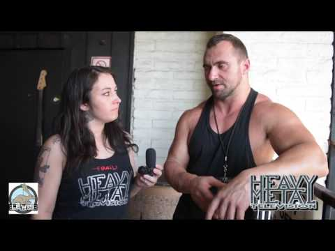 Heavy Metal Television - Sammy Interviews Aristotle from OTEP  2016