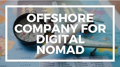 The best offshore company for digital nomads