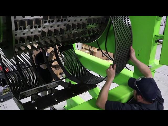 Video ampliado ECO Grater - 2017