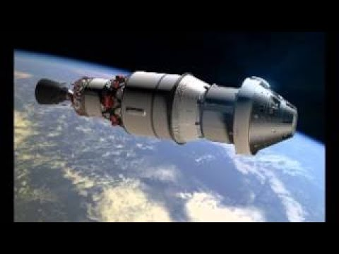 Orion Spacecraft Progress, 16, 2017 (Audio Only) - The Best Documentary Ever