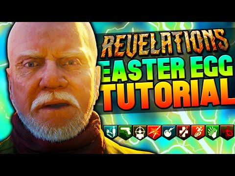 ���REVELATIONS� EASTER EGG FULL GUIDE / TUTORIAL - Black Ops 3 Zombies Easter Egg Guide