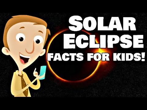 Solar Eclipse Facts for Kids