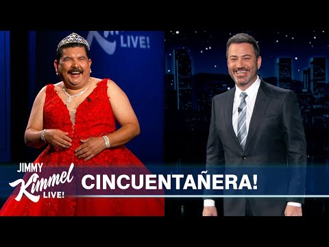 Happy 50th Birthday Guillermo!