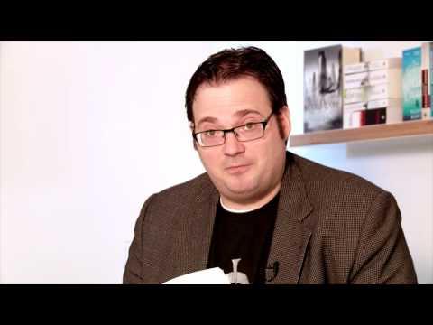 Brandon Sanderson reads SHADOWS OF SELF