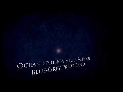 Ocean Springs High School Band