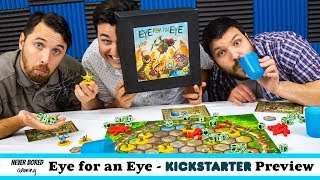 Eye for an Eye - Kickstarter Preview