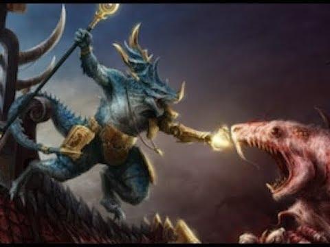 Saving your Disaster Campaigns - When Rats kill Dinosaurs - Kroq-Gar #2