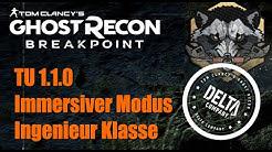 Immersiver Modus + Ingenieur Klasse und Terminator Event - Ghost Recon Breakpoint News