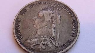 Baixar A 1891 Victoria Dei Gratla  Coin