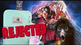 The Original Back To The Future REJECTED MOVIE IDEAS