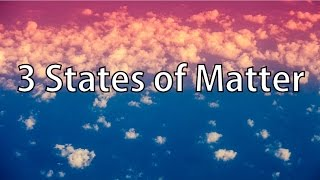 3 States of Matter | Science Is A Snap | Jack Hartmann