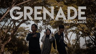 Bruno Mars - Grenade Cover by Ferachocolatos ft. Gilang & Bala