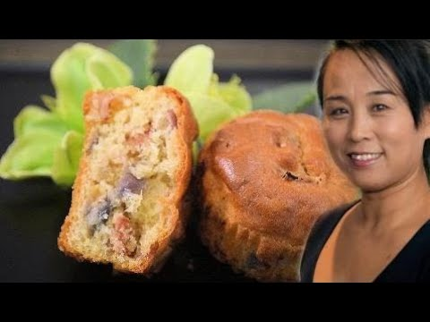 Chinese bacon onion muffin recipe chinese bacon recipe asian chinese bacon onion muffin recipe chinese bacon recipe asian cooking channel forumfinder Image collections