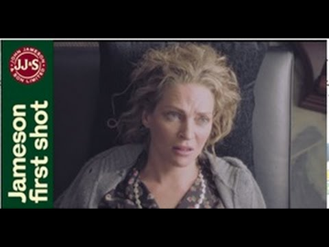 Uma Thurman in † The Mundane Goddess † : Jameson First Shot 2014