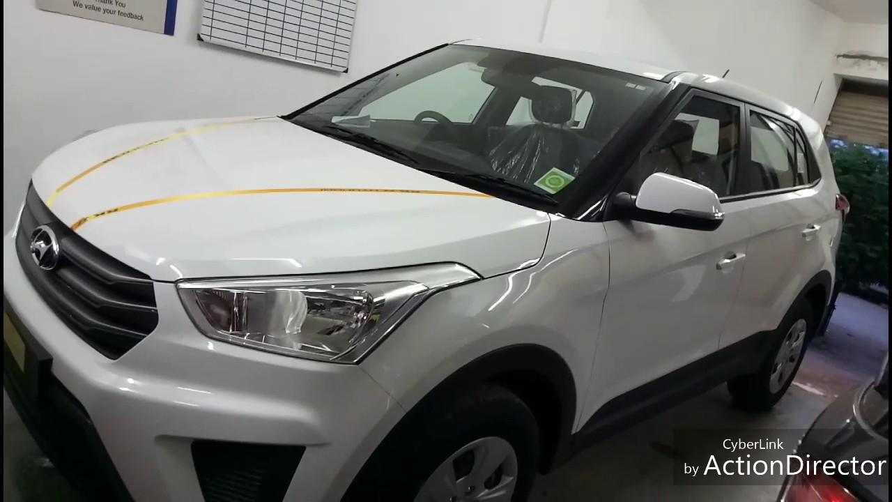 Hyundai Creta 1 4 E Crdi E Plus Diesel Youtube