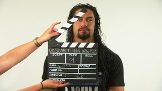 Roman Reigns auditions for DoSomething.org's Bully Text