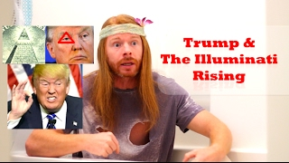 Trump and The Illuminati Rising - Ultra Spiritual Life episode 51