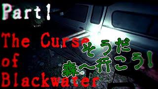 【ホラーゲーム実況】真っ黒な少女と怖い何か:Part1【The Curse of Blackwater】 thumbnail