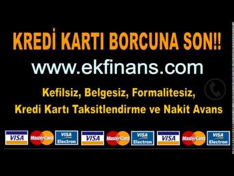 Samsun Kredi Kartı Taksitlendirme