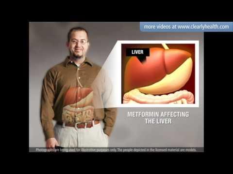 Diabetes: Metformin medication