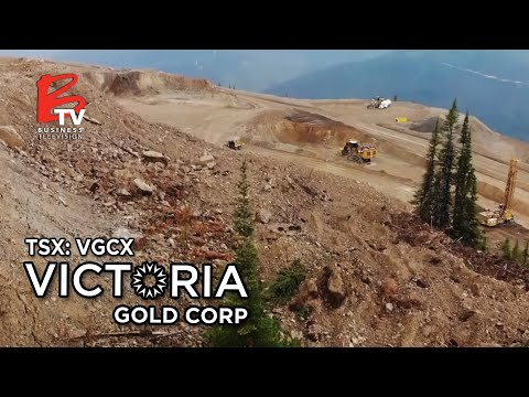 Small Cap Opportunity: Victoria Gold | Mining |  First Gold Pour is Quickly Approaching!