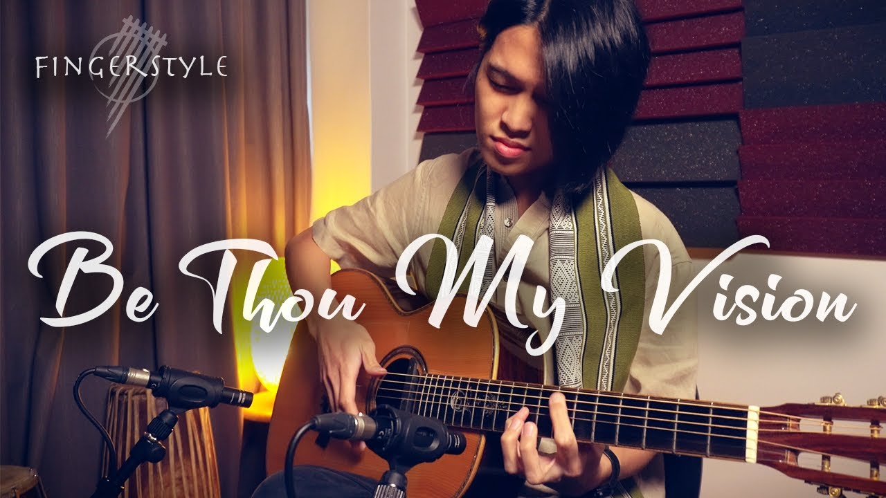 Be Thou My Vision - Fingerstyle Guitar | Neil Chan