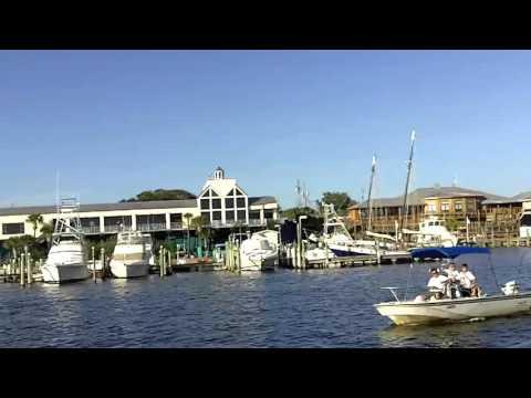 Destin, FL Boat Ride - Harbor