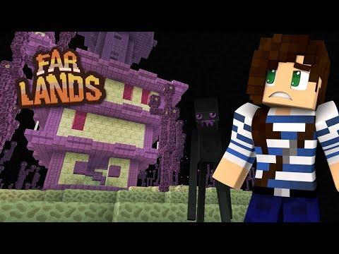 The End City Advancement - Minecraft Far Lands (Ep.17)