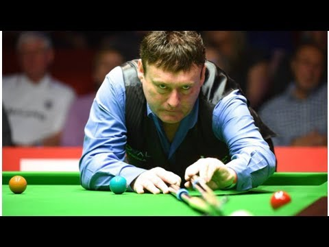 Jimmy white beats anthony mcgill at the German Masters qualifiers