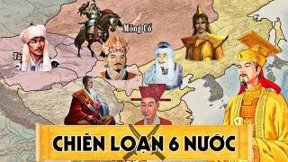 Chiến Loạn 6 Nước - Thời kỳ kết thúc của Nhà Tống và sự hình thành của Đại Việt II Tóm Tắt Bách Sử