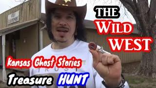 Kansas Ghost Stories 34 : Jesse James Gold