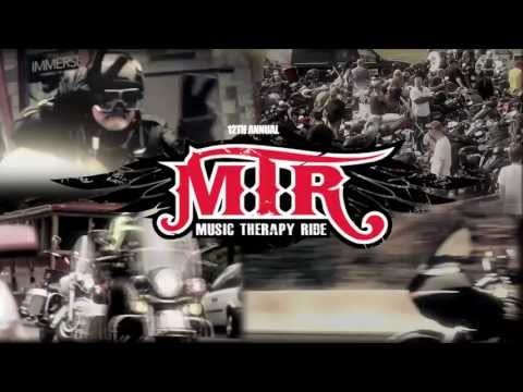 Music Therapy Ride 2013 - Let The Good Times Roll