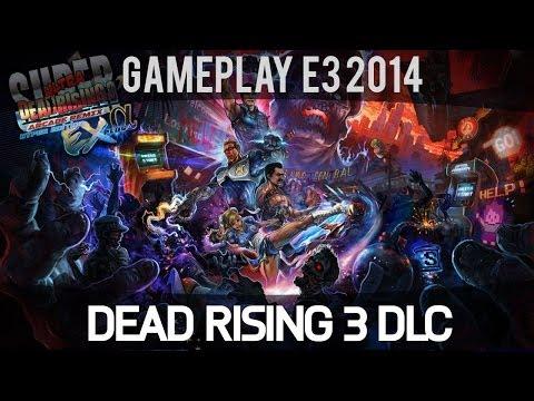 Super Ultra Dead Rising 3 Arcade Remix Hyper Edition DX Plus Alpha - Gameplay HD ITA E3 2014