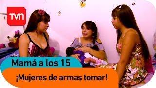 Mamá a los 15 | E10 T02: Hermanas López: Mujeres de armas tomar
