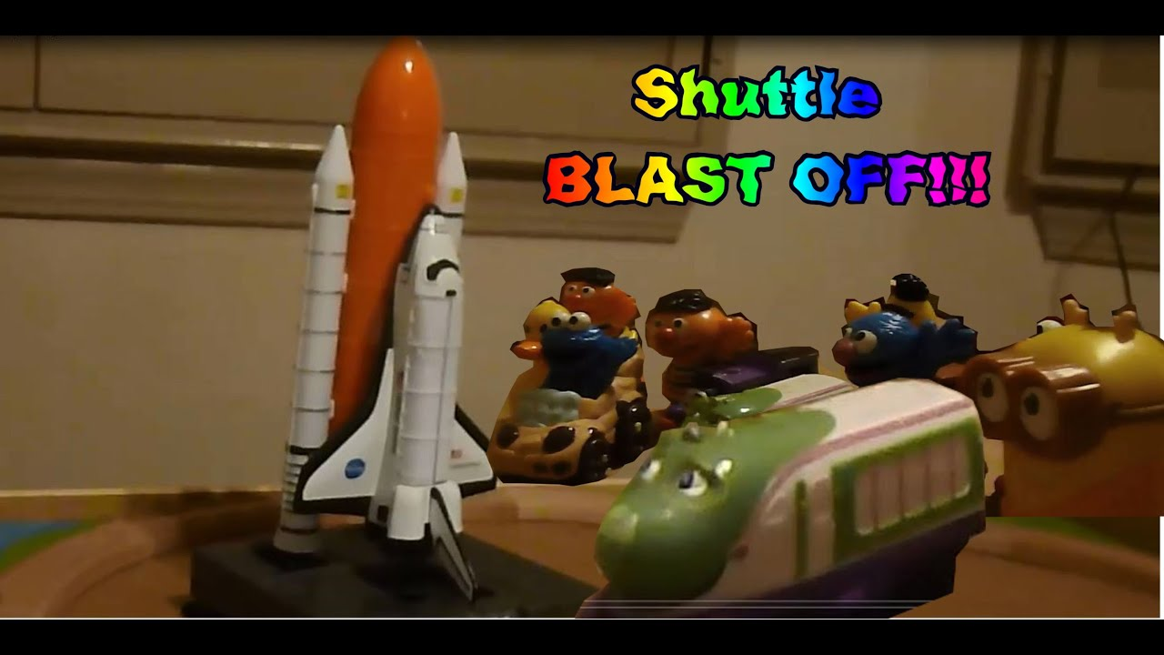 Shuttle Launch Playskool