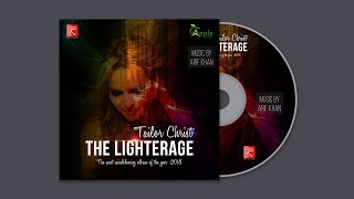 How to Make DVD Cover Design - Photoshop Tutorial