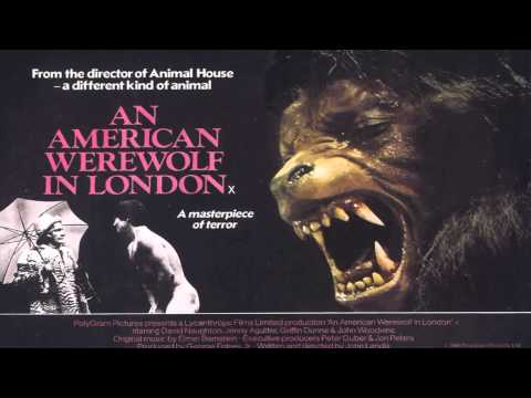 An American Werewolf in London - Le Loup-Garou de Londres (Film Complet VO - VF Movies Version 1981) poster