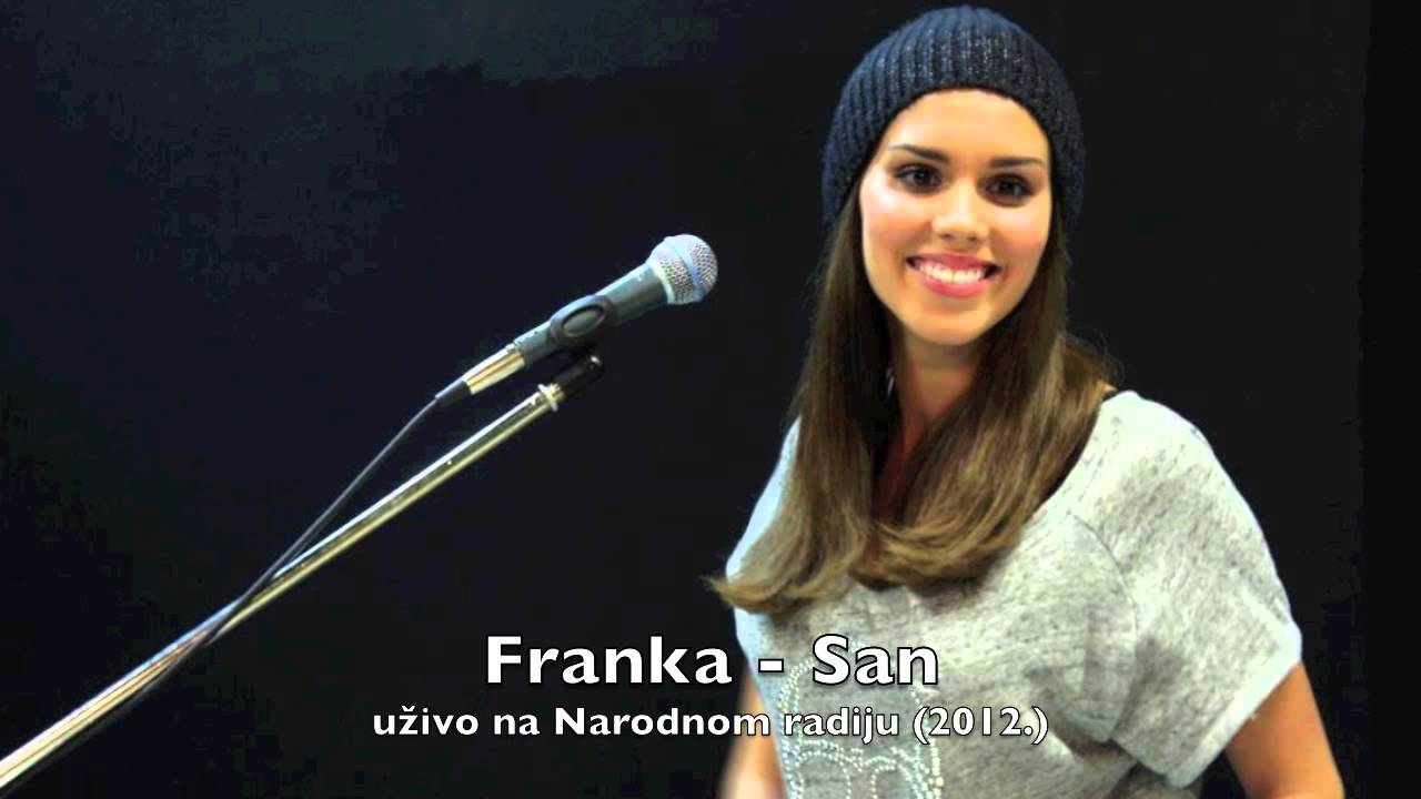 Franka - San (Live at Narodni radio)