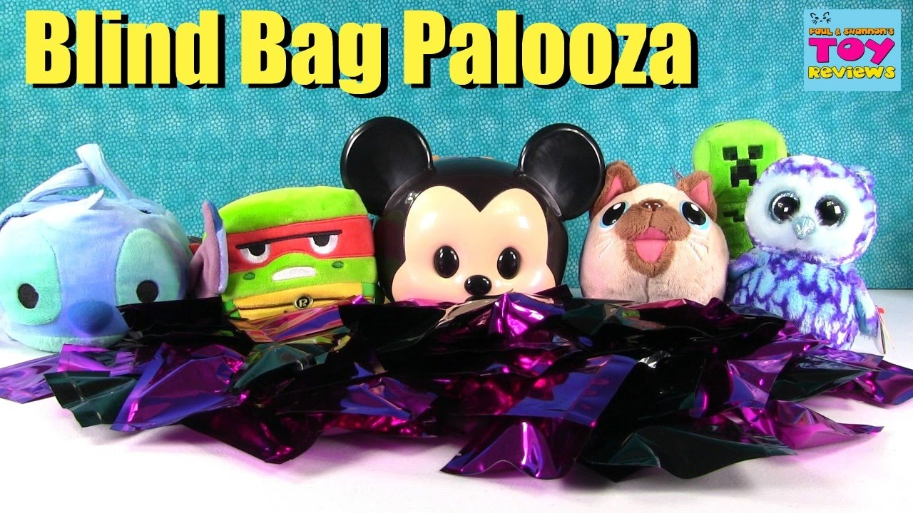 Blind Bag Palooza Shopkins Disney Mlp Grossery Gang