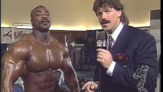 The Third Annual Arnold Classic, 1991
